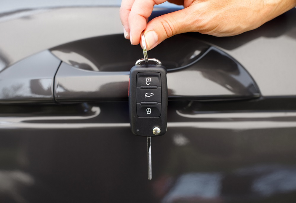 Car Key Replacement Bellevue WA.